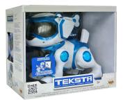 Splash Toys 30637B - Teksta Roboter Dog, blue