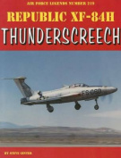 Republic Xf-84h Thunderscreech