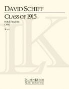 Class of 1915: Score and Parts