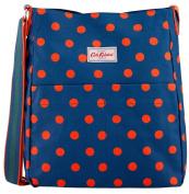 Cath Kidston New Button Spot Cross Body Bag In Blue £44.99