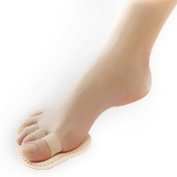 Footful 1pc Mallet Toe Overlapping Toe Straightener 3-Toe for Right Foot
