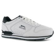 Slazenger Kids Classic Junior Lace Up Trainers Sports Shoes