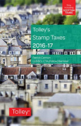Tolley's Stamp Taxes 2016-17