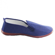 Slippers for yoga and tai chi Kunfu Irabia in Navy Blue