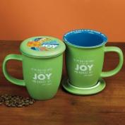 Joy Mug and Coaster Set