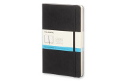 Moleskine Classic Notebook, Large, Dotted, Black, Hard Cover