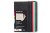 Moleskine 2017 Daily Planner, 12m, Pocket, Other, Soft Cover