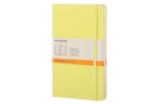 Moleskine Classic Notebook, Large, Ruled, Citron Yellow, Hard Cover