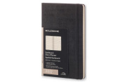 Moleskine 2017 Professional Dashboard Weekly Planner, Vertical, 12m, Large, Black, Hard Cover