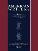 American Writers, Supplement XXVII