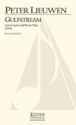 Gulfstream for Clarinet, Violin, Cello and Piano