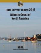 Tidal Current Tables 2016