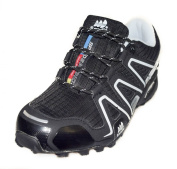 BTS 1672-5 SPEEDSANDIC Racing Trailschuh Sports Shoes Black / White Size