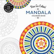 Vive le Color! Mandala (Adult Coloring Book)