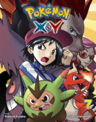 Pokemon X*Y, Vol. 7