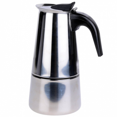 Stove Top Stainless Steel Espresso Moka Coffee Pot Maker