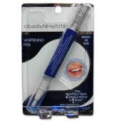 Absolute White Teeth Whitening Pen (Made in USA) Dr Fresh