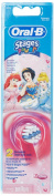 Braun Oral-B Stages Power Kids Replacement Brush Heads Disney Princess 2 Pack