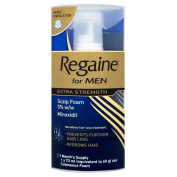Regaine for Men Extra Strength Scalp Foam - 1 Month Supply