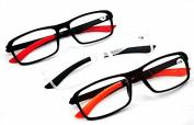 MT125 Fashion Retro 2015 Reading Glasses Super-lite with 3 Colour Designs+1.0+1.5+2.0+2.5