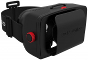 Homido Virtual Reality 3D Wireless Headset Glasses for Smartphones - Black