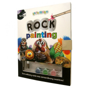 Let's Make Rock Painting