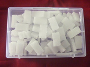 Box of Camphor Blocks Tablets Premium High Quality Refined Camphor 120ml
