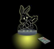 Warner Bros. Baby Bugs Bunny Night Light