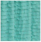 Crib Skirt, Mint Green Dust Ruffle for Nursery Bedding ...