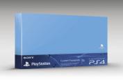 PlayStation 4 Custom Faceplate Aqua Blue