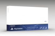 PlayStation 4 Custom Faceplate Glacier White