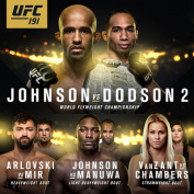 UFC 191: Johnson vs Dodson II [Region 4]