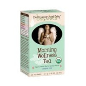 Earth Mama Angel Baby Organic Morning Wellness Tea, 16 CT