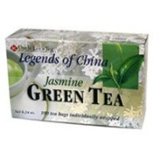 Uncle Lees Teas Legends Of China Green Tea, Jasmine, 100 Bag