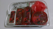 Bath and Body Works Set Pomegranate