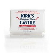 Kirk's Natural Products Castile Bar Soap, 120ml