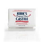 Kirk's Natural Products Castile Soap, Original 120ml / pack of 3