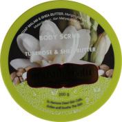 Tuberose & Shea Butter Body Scrap By Mustika Ratu Indonesia 200 Gramme