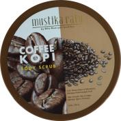 Coffee Body Scrap By Mustika Ratu Indonesia 200 Gramme
