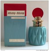 Miu Miu Miu Miu Eau de Parfum Mini travel 0.25 oz/ 7.5 ml