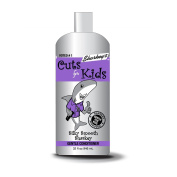 Sharkey's GENTLE LINE for Kids Silky Smooth Sharkey Gentle Conditioner, Large, 950ml Bottle