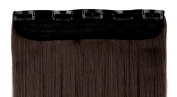 Sexybaby Clip-in Hair-pieces Extension High Synthetic Fibre with 5 Clips