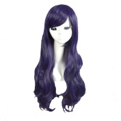 Yilong LLC Wigs for Women's Cosplay Party Costume Curly Big Wavy Halloween+ Wig Cap