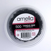 500 Count TANGLE FREE Elastic Pony Tail Holders