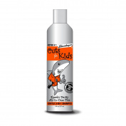 Sharkey's GENTLE LINE for Kids Shark's Fruity All-in-One Fizz-Gentle 3-in-1 Shampoo Just for Kids