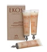 Linha Ekos Natura - Ampola de Reconstrucao do Fio Murumuru (3 x 12 Ml) - (Natura Ekos Collection - Murumuru Hair Recovery Ampoules