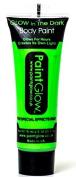 Paint Glow Glow In The Dark Green Body Paint 10ml