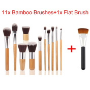 Beety 12pcs Brushes