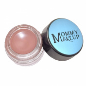 Any Wear Creme in Anna (a matte warm rosy beige) [new formula] - The ultimate multi-tasking cosmetic - Smudge-proof Eye Shadow, Cheek Colour, and Lip Colour all-in-one by Mommy Makeup