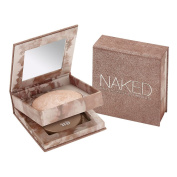 UD Naked Illuminated Shimmering Powder for Face & Body AURA - 100% Authentic